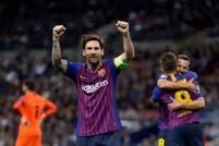 Champions League  dos goles de Messi en el 4-2 de Barcelona ante Tottenham fc12e0bb911