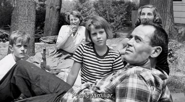El picnic familiar.