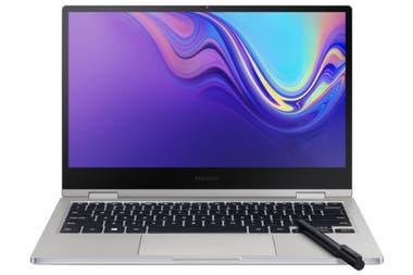 Acompañada por un lápiz stylus, la Notebook 9 Pro es el equipo más potente que Samsung presentó en el CES