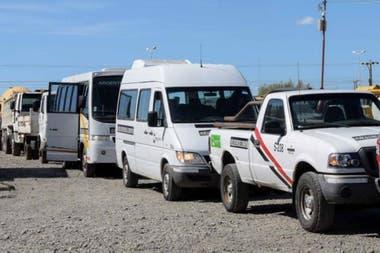 Los vehículos de Lázaro Báez, son parte de los bienes disponibles