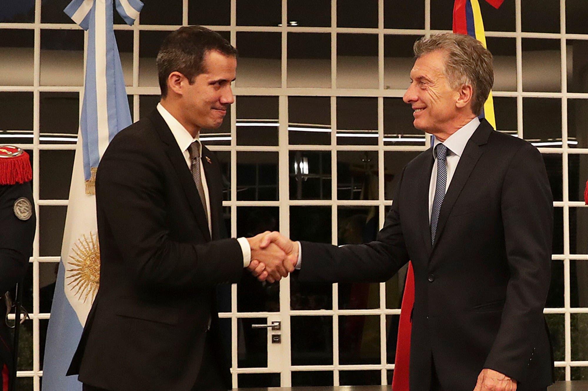 Fuerte gesto diplomático del Gobierno contra Nicolás Maduro