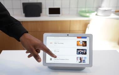 Pantalla, micrófono y parlantes en el centro del hogar: Google anunció su apuesta por el asistente hogareño Nest Hub Max