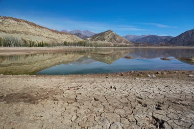 Crisis hídrica en Mendoza. Foto: Marcelo Aguilar