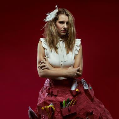 Mariana Bianchini, una de las cantantes que participará del concierto