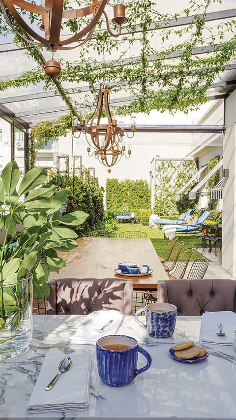Jardín Oculto Un Depto Con Terraza En El Antiguo Petit