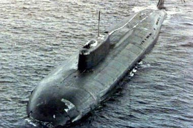 """The commander of this German submarine said that the ship was attacked by a marine """"monster"""""""