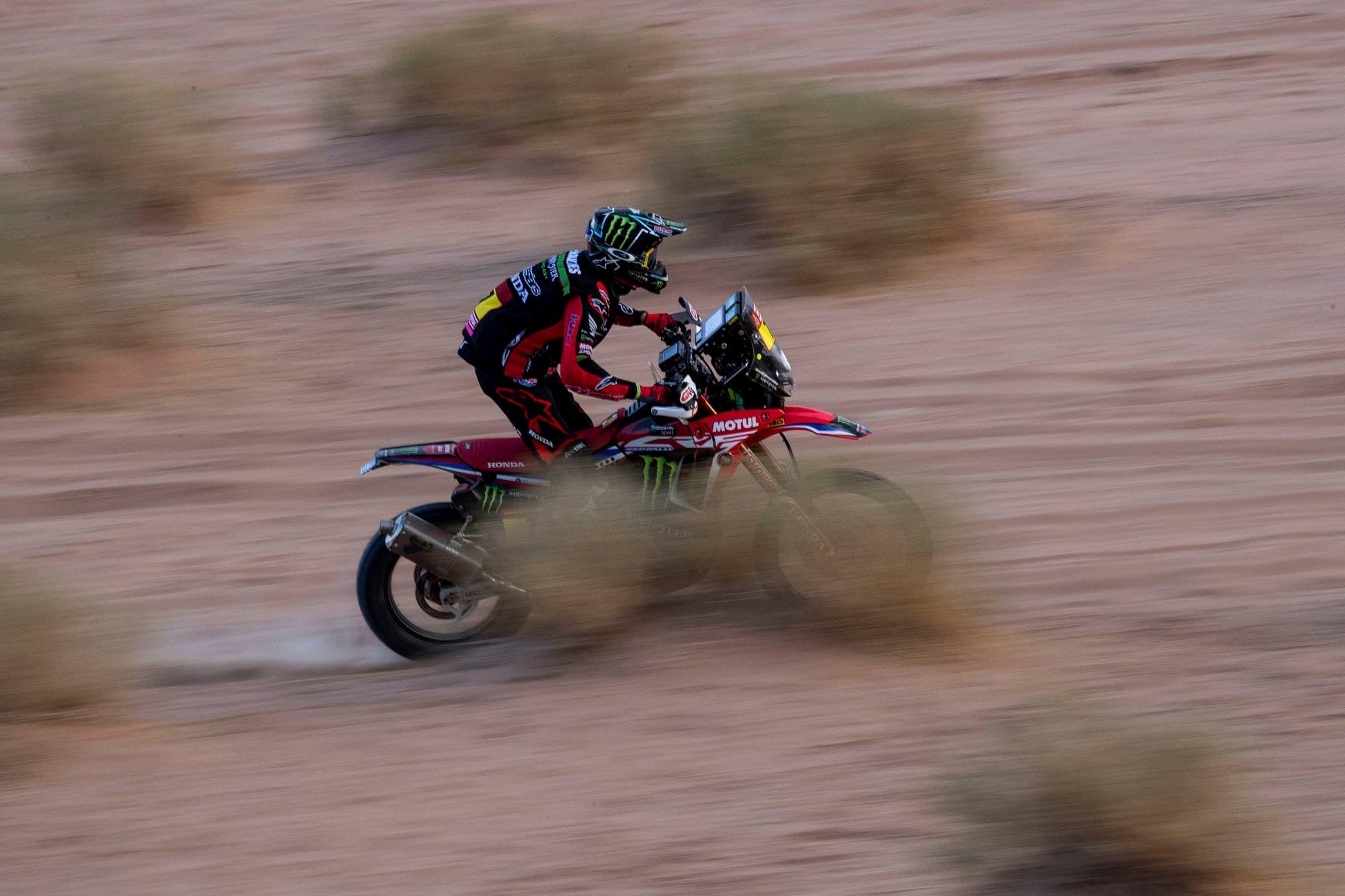 Dakar 2020: se terminó el sueño para Kevin Benavides, mientras Orly Terranova se mantiene quinto en la general