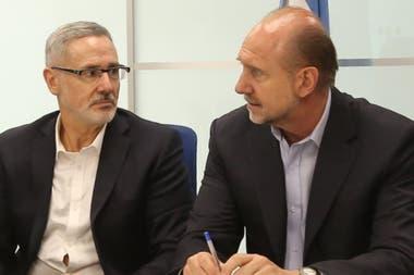 Omar Perotti mantiene el perfil bajo por el escándalo que agitó al PJ santafecino