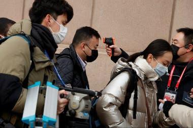 El control de temperatura se transformó en un hábito cotidiano en China