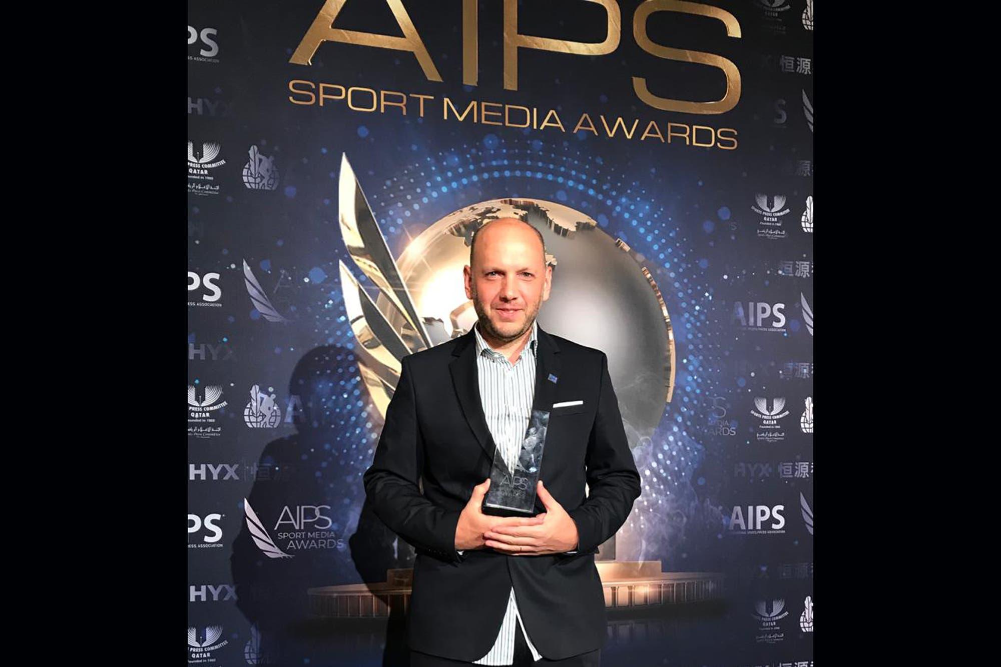 LA NACION reconocida en el podio de un premio internacional por su investigación sobre las apuestas ilegales en el tenis