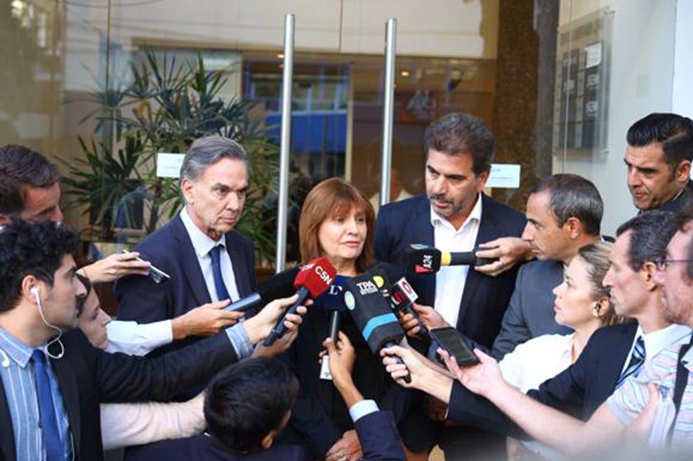 Con Macri, Vidal y Larreta, el PRO tuvo su primera cumbre del año