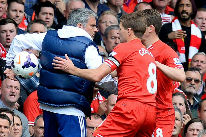 Revelación histórica: la polémica estrategia de Mourinho para arruinarle un título a Liverpool