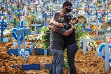 Hasta este domingo, Brasil era el segundo país con más casos de covid-19 en el mundo.