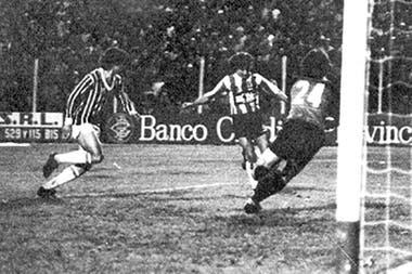Imagen del Estudiantes 3 - Gremio 3. Fue una de las batallas más épicas de la historia de la Libertadores, lo que es mucho decir.