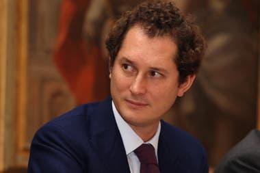 John Elkann, el dirigente que reconoce las deficiencias de Ferrari