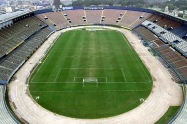 Vista del Estadio Nacional de Lima