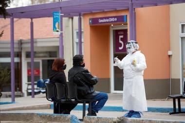 """Los efectores de la provincia ya son todos """"Covid"""" para adultos, por lo que la atención pediátrica de Mendoza se centralizará en el hospital Notti."""