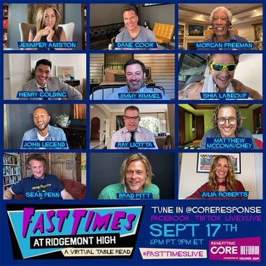 El elenco completo de Fast Times en Ridgemont High