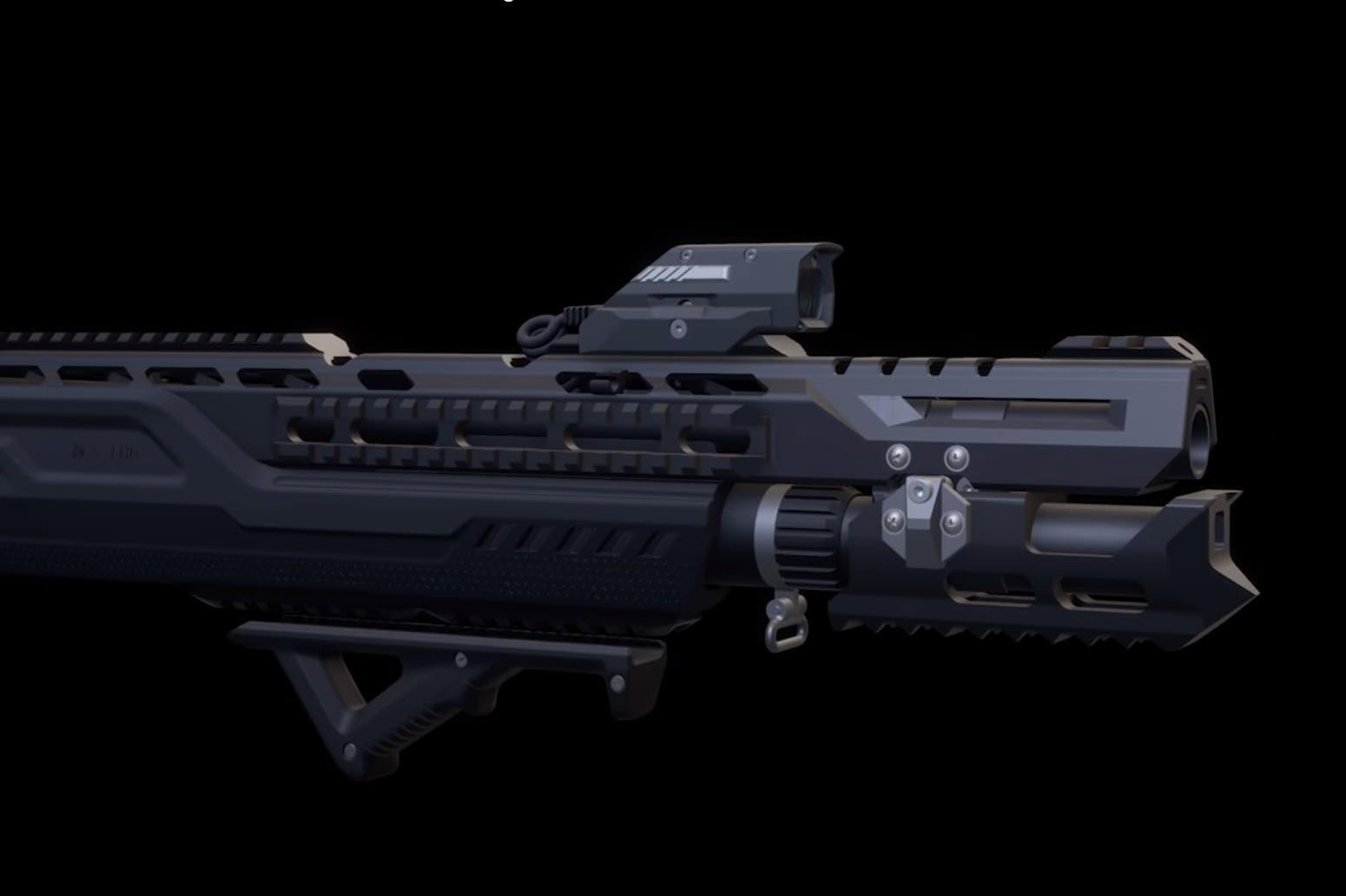 Kalashnikov MP-155 Ultima: una escopeta con cámara, Wi-Fi, GPS, Bluetooth y USB-C