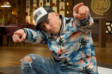 El Polaco es uno de los tres contagios en Masterchef Celebrity