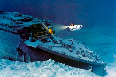 Una prueba de descenso de los submarinosde OceanGate Expeditions