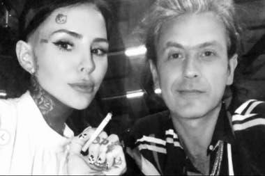 """Candelaria Tinelli y Coti Sorokin confirmaron su relación a mediados de noviembre, con una imagen que compartió """"Lelé"""" en su cuenta de Instagr"""