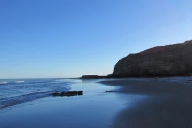 A 80 kilómetros de San Antonio Oeste, es una de las perlas de la constelación de playas perfectas rionegrinas