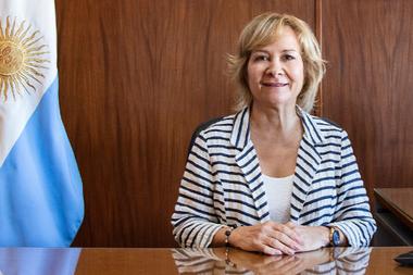 Judit Díaz Bazán, subsecretaria de Calidad, Regulación y Fiscalización del Ministerio de Salud