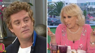 Mike propuso, Mirtha argumentó por qué no