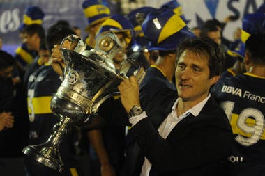 Guillermo y la Copa de la Superliga