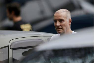 Eike Batista, ya bajo custodia, en enero de 2017