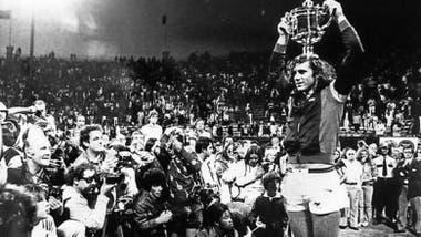 A 40 años del US Open que ganó Guillermo Vilas