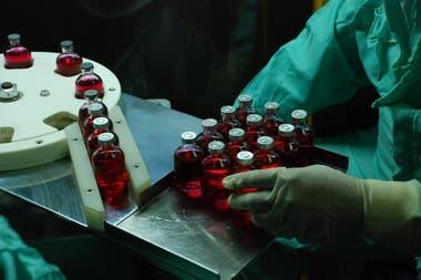 Elaboración de la vacuna antirrábica en el Instituto Biológico Doctor Tomás Perón
