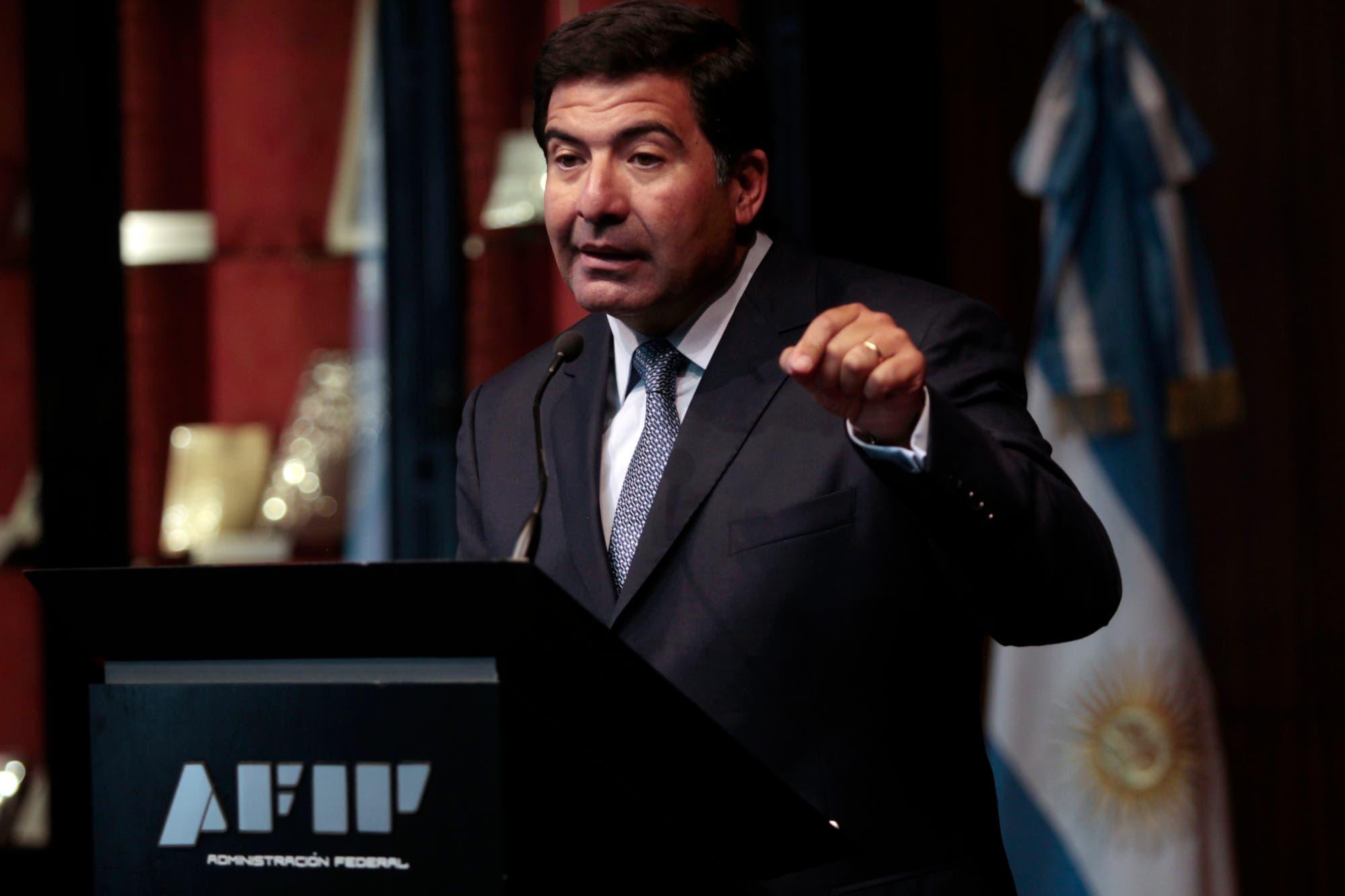 AFIP: levantan las suspensiones preventivas y Echegaray vuelve al organismo