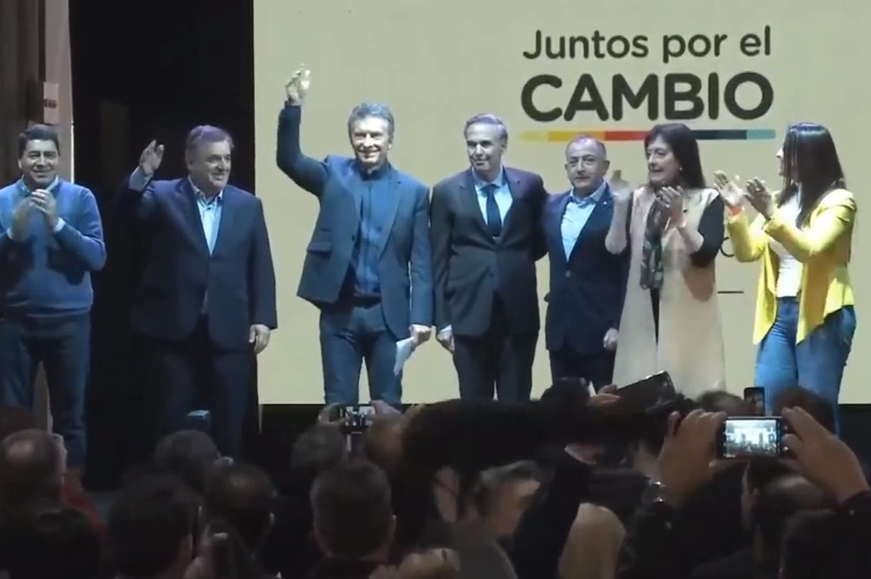 """Video: el cuarteto """"burlón"""" por el que Cristina Kirchner cargó a Mauricio Macri"""