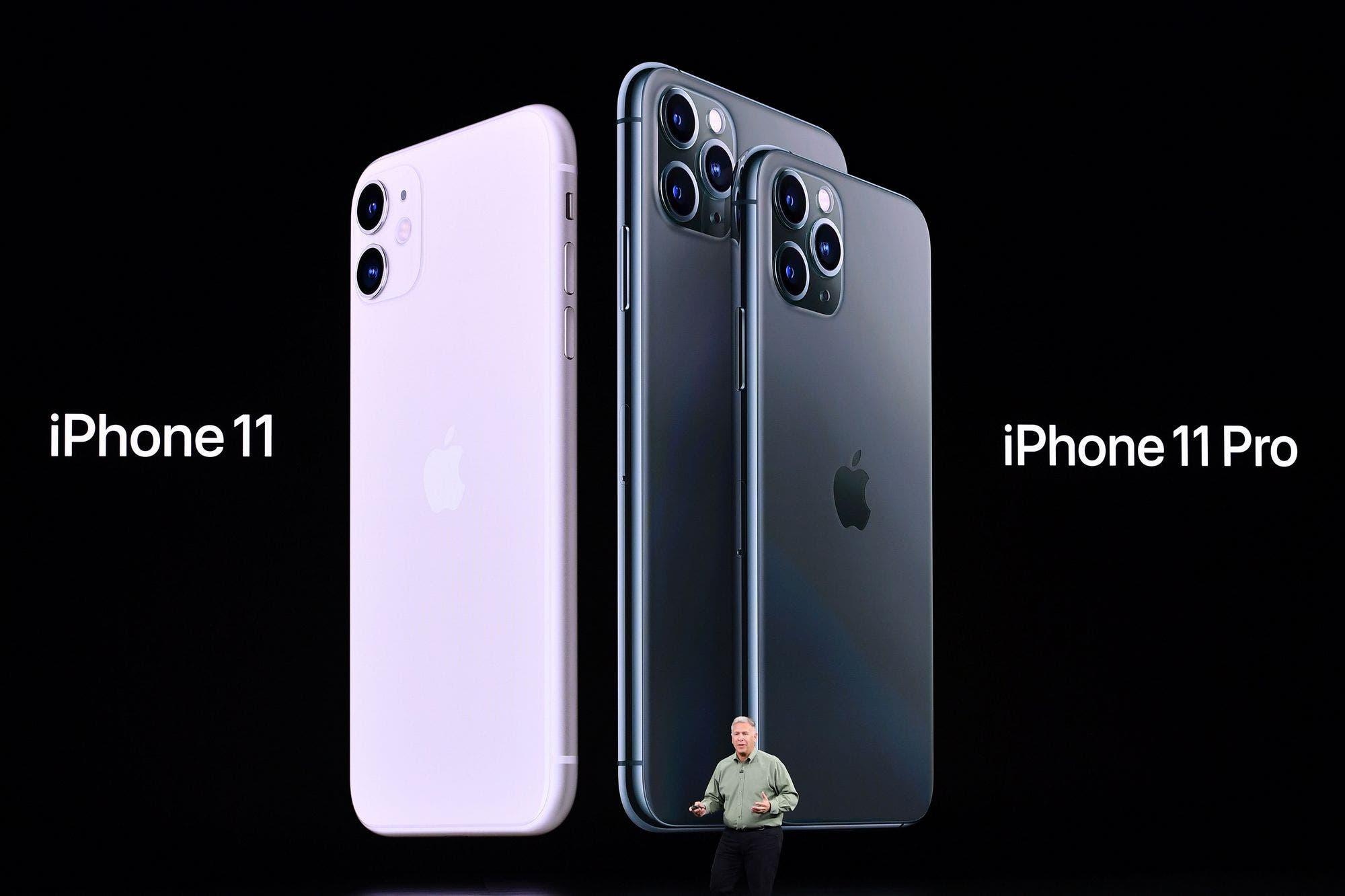Apple iPhone 11, iPhone 11 Pro y iPhone 11 Pro Max: estos son los nuevos teléfonos con doble y triple cámara