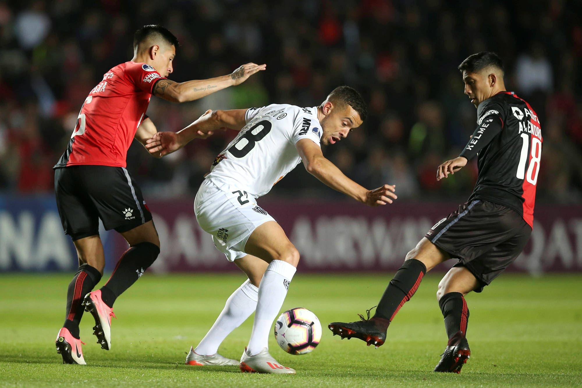 Atlético Mineiro-Colón, Copa Sudamericana: horario, TV y formaciones de la semifinal