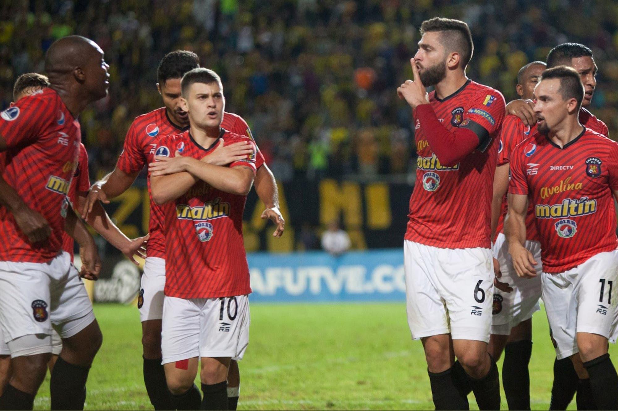 Cómo están hoy Libertad y Caracas FC, rivales de Boca en la Copa Libertadores 2020