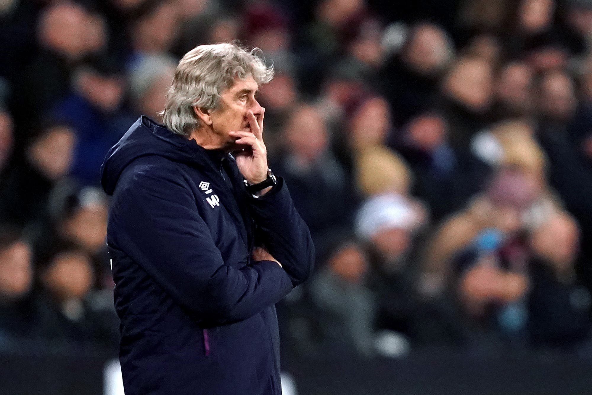 Premier League cruel: Manuel Pellegrini fue despedido del West Ham