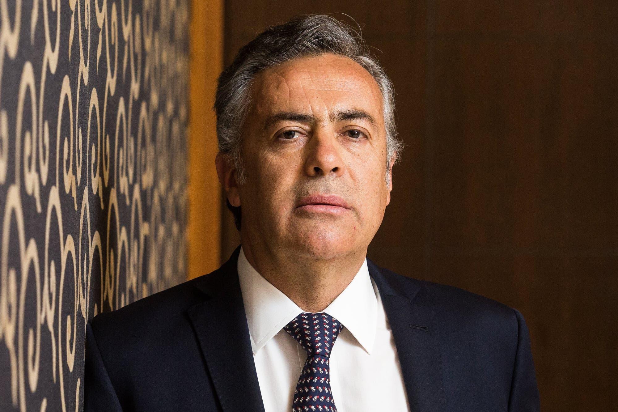 Cornejo propone reforzar la recaudación de las provincias con fondos de la soja