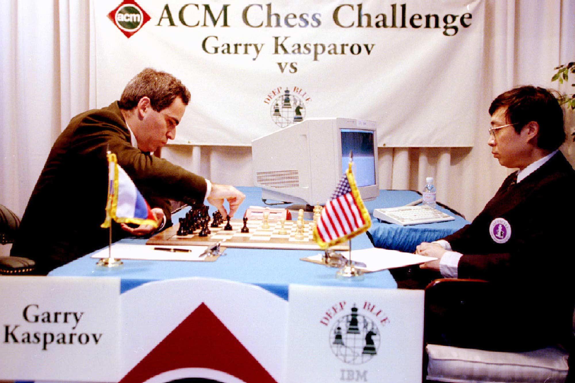 Inteligencia artificial: de Kasparov a Sedol, dos maneras de enfrentar la derrota ante las máquinas