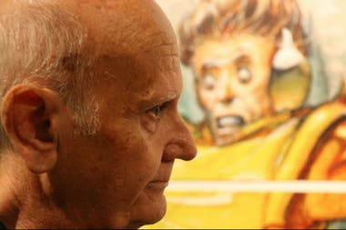 El dibujante Juan Giménez.
