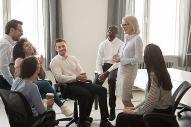 Los empleados suelen estar más satisfechos con sus jefes si estos entienden exactamente de qué se trata el trabajo y tienen experiencia en ello.