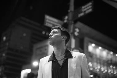 Mateo Sujatovich, cantante de Conociento a rusia