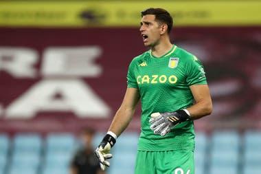 Aston Villa, el equipo de Emiliano Martínez busca el triunfo para continuar con la racha ganadora y el puntaje ideal