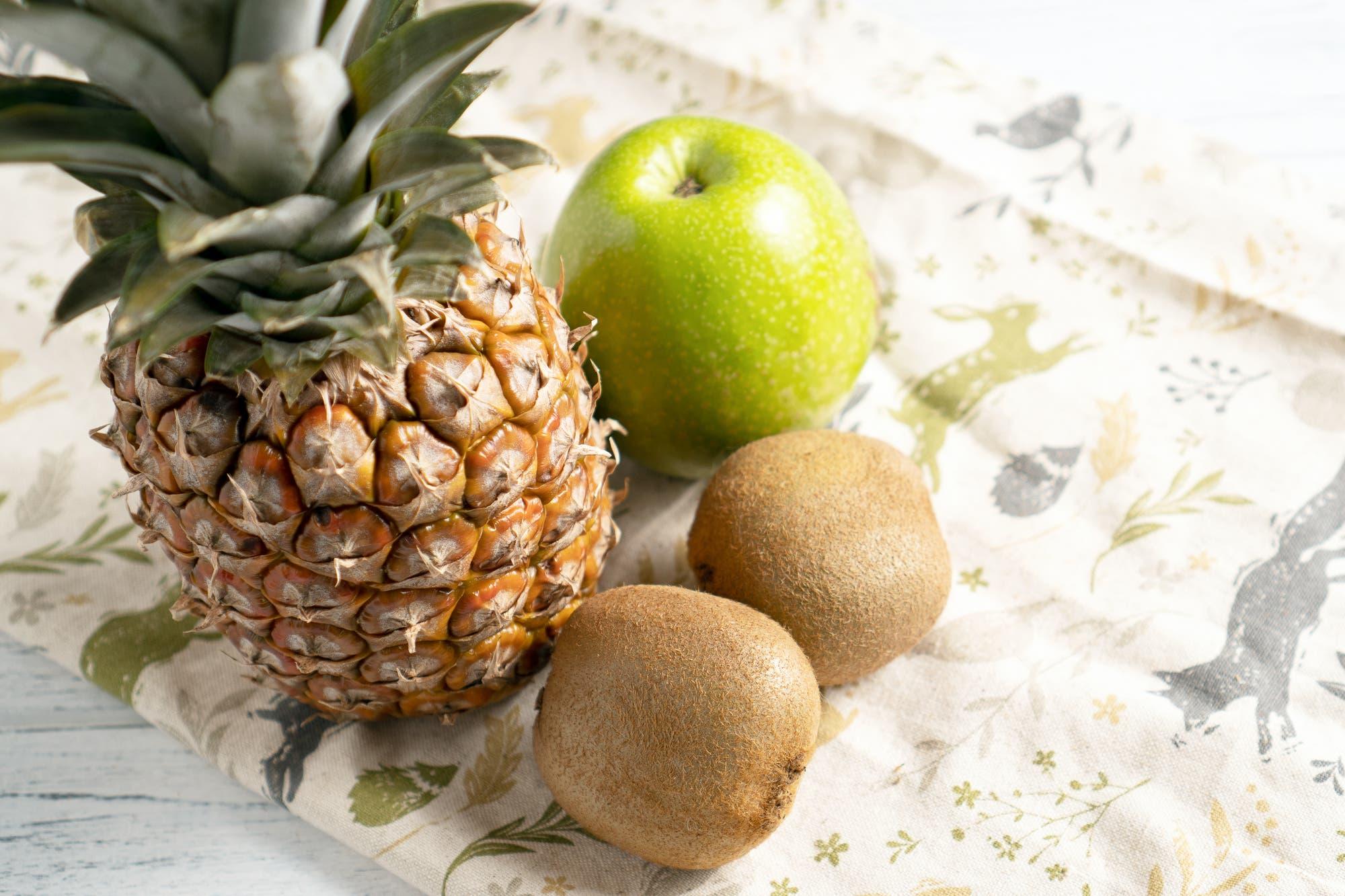 Microsoft desarrolló un mantel inteligente que reconoce comidas, frutas y objetos