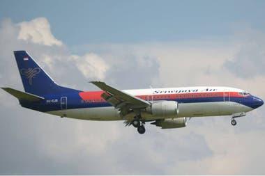 62 personas viajaban en el avión en el momento del accidente