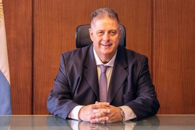 Alejandro Collia, subsecretaria de Gestión de Servicios e Institutos del Ministerio de Salud