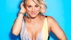 The Big Bang Theory: la broma que llevó a Kaley Cuoco al hospital