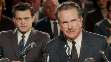 Warren Beatty en Rules Don''t Apply